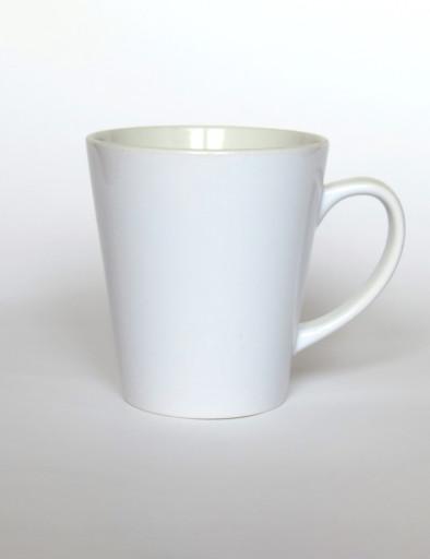 Latte bögre fotóval/grafikával