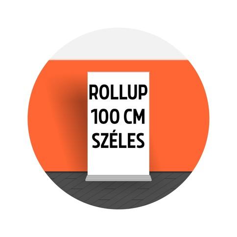 Rollup 100 cm széles