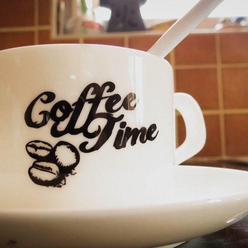 Kávéscsésze szett